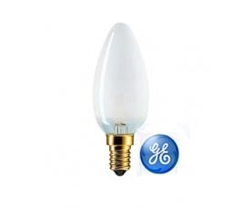 Лампа общего назначения   C1 40W FR 230V E14 GE