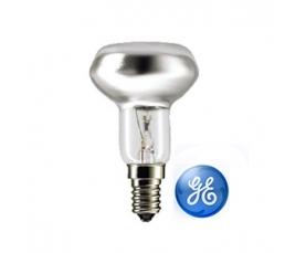 Лампа зеркальная R50 25W 230V E14 GE