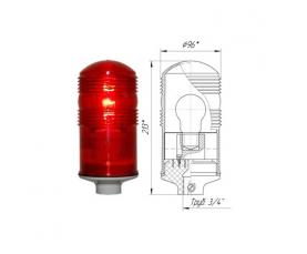 Заградительный огонь низкой интенсивности ЗОМ-40Вт >10cd тип А