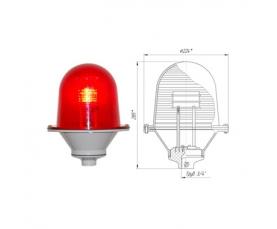 Заградительный огонь низкой интенсивности ЗОМ-80LED >32cd тип Б