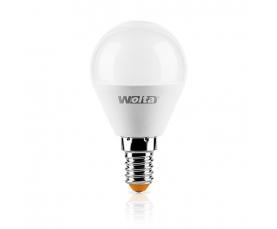 Светодиодная лампа 25S 45GL 5.5Вт E14 4000K WOLTA