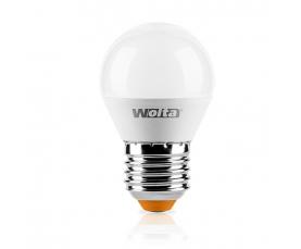 Светодиодная лампа 25S 45GL 5.5Вт E27 4000K WOLTA