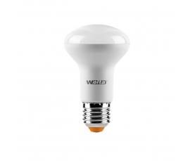 Светодиодная лампа 25S 63R 9Вт E14 4000K WOLTA
