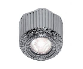 Светильник точечный FD1017SCB Bright Chrome Fede