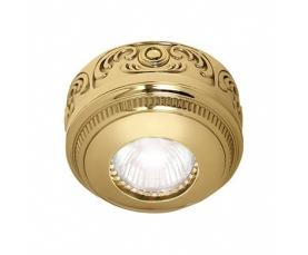 Светильник точечный FD15-LEOB BRIGHT GOLD Fede