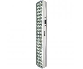 Светильник аккумуляторный EL119 60LED AC/DC 4V 4W белый 365*70*35mm Feron