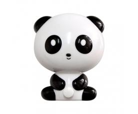 """Ночник """"панда"""" 4LED 1W 230V черный , FN1166 Feron"""