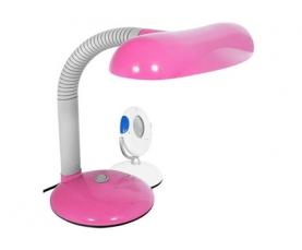 Настольная лампа R+C 2203 розовая