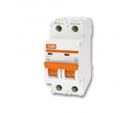 Автоматические выключатели ВА47-29 (характ. С) 16А 2П ТДМ