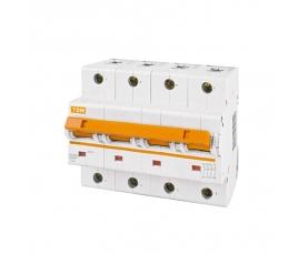 Автоматические выключатели ВА47-100 (характ. С) 100А 4П ТДМ