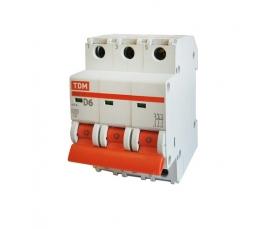 Автоматические выключатели ВА47-100 (характ. С) 80А 4П ТДМ