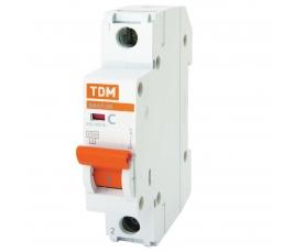 Автоматические выключатели ВА47-29 (характ. С) 10А 1П ТДМ