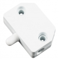 Выключатель для распашной двери  PSC-01, 220B, max 500Вт, нормально-замкнут, белый