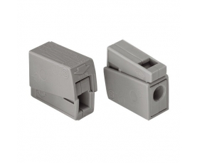 224-101 Клемма для осветительного оборудования 1,0-2,5 / 0,5-2,5 мм2 100шт/уп. WAGO