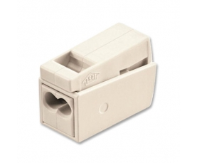 224-112 Клемма для осветительного оборудования 1,0-2,5 X2/ 0,5-2,5 мм2 100шт/уп. WAGO
