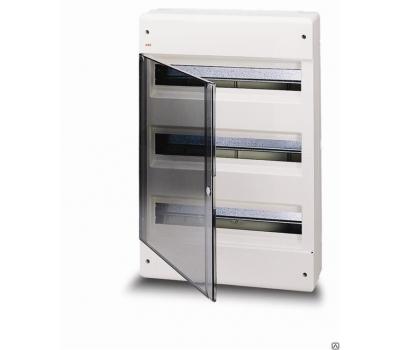 Бокс настенный 54М прозр.дверь белый EUROPA 1SL2467A00 ОУ