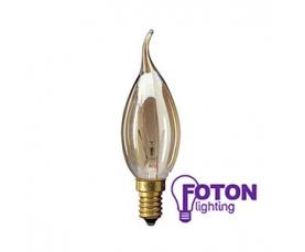 Лампа накаливания DECOR С35 FLAME GL  40W 230V E14 FOTON