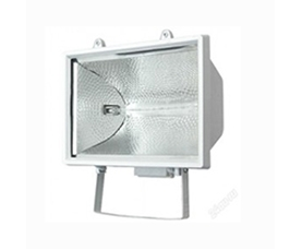 Прожектор галогенный FL-H 1000 IP54 белый FOTON