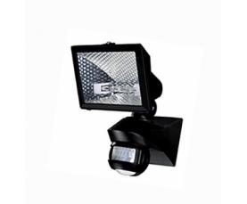 Прожектор галогенный  с датчиком FL-H150S черный  FOTON