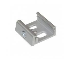 Скоба крепления к шинопроводу SKB-12-1 серебро NORDIC ALUMINIUM