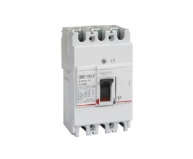 Автоматические выключатели DRX (в литом корпусе) 125 3П 16А 25кА Legrand