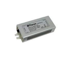 Трансформатор электронный для светодиодного чипа 20W DC 20-36V драйвер LB0003 Feron