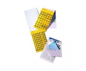 Маркеры самоклеющиеся МС-1 от 0 до 9