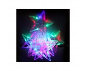 Гирлянда 220V 100 RGB LED CL57 Feron