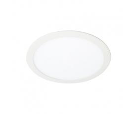 Светильник накладной со светодиодами 60LED 12W 960Lm теплый белый 4000К AL506 Feron