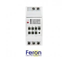 Таймер TM41 16A 220-240V на Din-рейку FERON