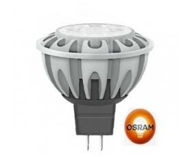 Светодиодная лампа 1-PARATHOM    MR16 35   7W 830 12V  DIM   Adwanced   3000K   36° 350lm GU5,3 d50x77 OSRAM