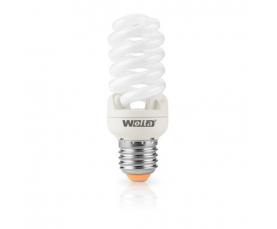 Лампа энергосберегающая Spiral (F) 20W 2700К Е27 WOLTA