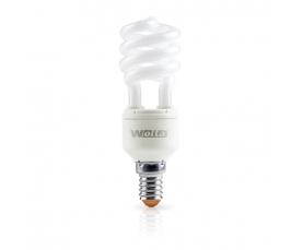 Лампа энергосберегающая Spiral (H) 12W 2700К Е14 WOLTA