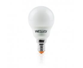 Лампа энергосберегающая GL 7W 2700К Е14 WOLTA