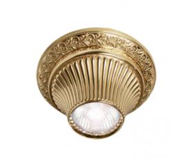 Светильник точечный FD1012SOB Bright Gold Fede