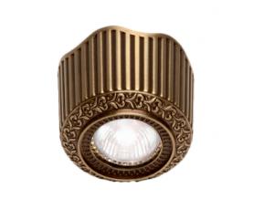 Светильник точечный FD1017SPB Bright Patina Fede