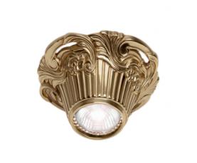 Светильник точечный FD1018SOB Bright Gold Fede