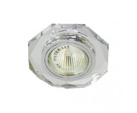 Светильник потолочный, MR16 G5.3 серебро, серебро, 8020-2 FERON