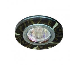 Светильник потолочный, MR16 G5.3 золото -белый,серебро, 8046-2 FERON