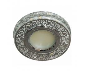 Светильник встраиваемый 15*2835 SMD, MR16 50W G5.3, прозрачный, прозрачный , C1010MO FERON