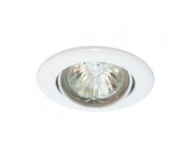Светильник потолочный, MR11 G4.0 белый, DL110 FERON