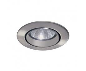 Светильник потолочный, MR11 G4.0 титан, DL110 FERON