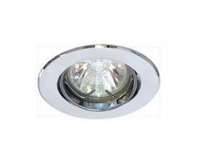 Светильник потолочный, MR11 G4.0 хром, DL110 FERON