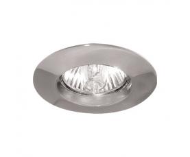 Светильник потолочный, MR11 G4.0 титан, DL110А FERON