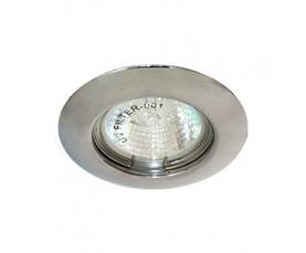 Светильник потолочный, MR11 G4.0 хром, DL110А FERON