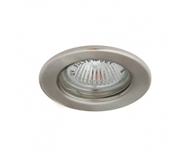 Светильник потолочный, MR16 G5.3 титан, DL10 FERON