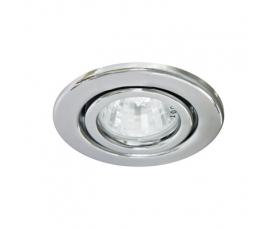 Светильник потолочный, MR16 G5.3 серебро, DL11 FERON