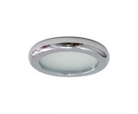 Светильник потолочный, MR16 G5.3 с матовым стеклом, хром, DL211 FERON