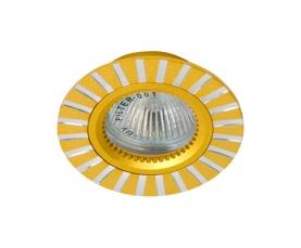 Светильник потолочный, MR16 G5.3 золото, GS-M364G FERON