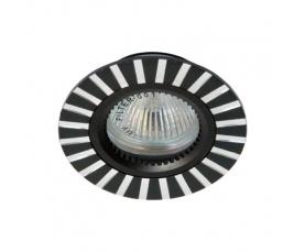 Светильник потолочный, MR16 G5.3 черный, GS-M364BK FERON